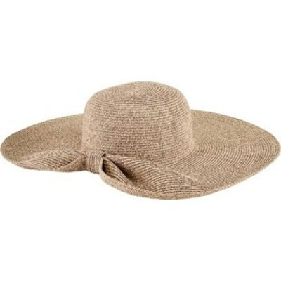 サンディエゴハット San Diego Hat Company レディース ハット ブリムハット サンハット 帽子 Ultrabraid Sun Brim Hat with Gathered Ba