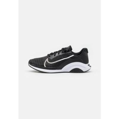 ナイキ メンズ スポーツ用品 ZOOMX SUPERREP SURGE - Sports shoes - black/white