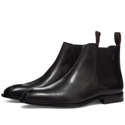 ポールスミス Paul Smith メンズ ブーツ チェルシーブーツ シューズ・靴 gerald leather chelsea boot Black