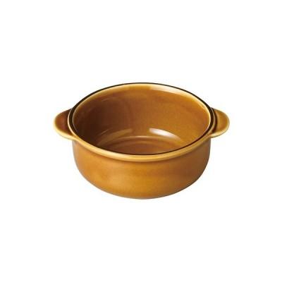 和食器 ハ597-187 R&G 11cmオニオン(茶)