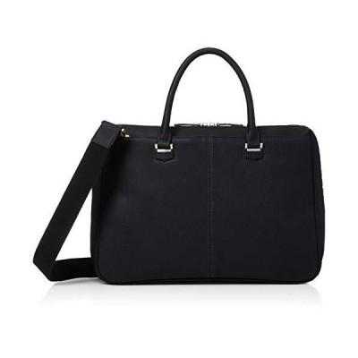 [オティアス] ビジネスバッグ A4対応 B4対応 2way ブラック