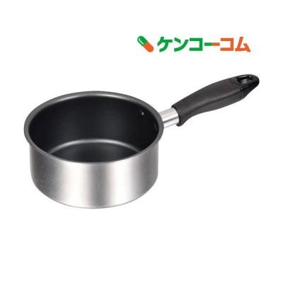 コンパクト 2層鋼ふっ素加工片手鍋14cm HB-2188 ( 1個 )