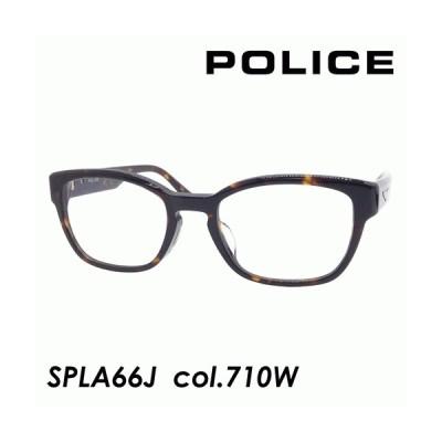 POLICE(ポリス) 調光サングラス ORIGINS SPLA66J col.710W[ハバナ] 51mm 調光レンズ Photochromic Lenses 【2020年モデル】