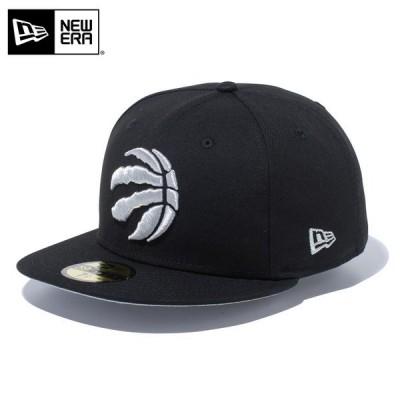 【メーカー取次】 NEW ERA ニューエラ 59FIFTY NBA トロント・ラプターズ ブラック 12492035 キャップ レディース 帽子 ブランド【クーポン対象外】【T】