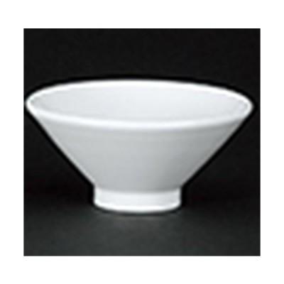 中華オープン 中華食器 / 新アラカルト中華 切立ライス碗(大) 寸法:15.1 x 7.2cm
