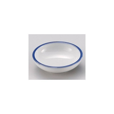 和食器渕ルリ2.5皿/大きさ・7.6×2.4cm