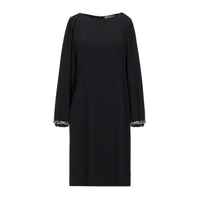 ロートレ ショーズ L' AUTRE CHOSE ミニワンピース&ドレス ブラック 44 ポリエステル 100% ミニワンピース&ドレス