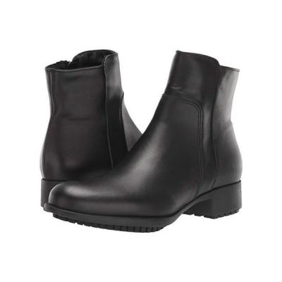 La Canadienne Sheena レディース ブーツ Black Leather