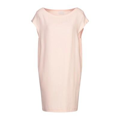ゴータ GOTHA ミニワンピース&ドレス ピンク 1 レーヨン 96% / ポリウレタン 4% ミニワンピース&ドレス