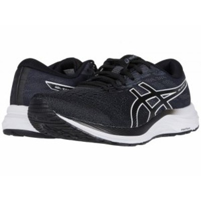 ASICS アシックス メンズ 男性用 シューズ 靴 スニーカー 運動靴 GEL-Excite(TM) 7 Black/White【送料無料】
