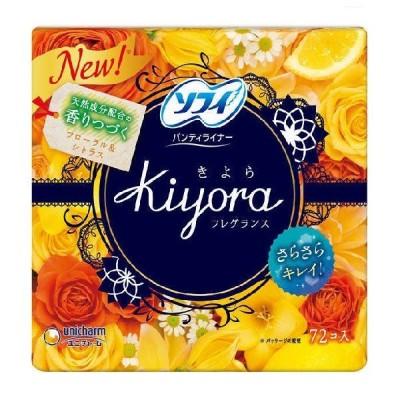 ソフィ ソフィKiyora(フローラル&シトラスの香り) ナプキン