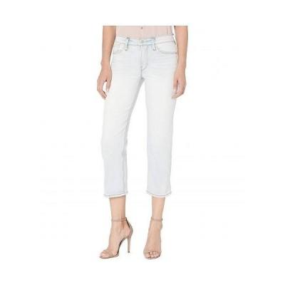 Hudson Jeans ハドソン ジーンズ レディース 女性用 ファッション ジーンズ デニム Stella Mid-Rise Crop in Wake Up - Wake Up