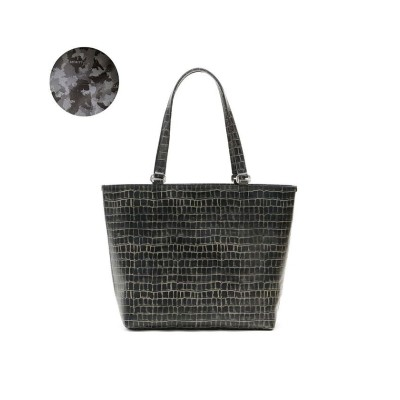 (aniary/アニアリ)【正規取扱店】アニアリ トート aniary トートバッグ A4 本革 Tint Embossing Leather Tote 通勤 バッグ 27-02000/ユニセックス ブラック