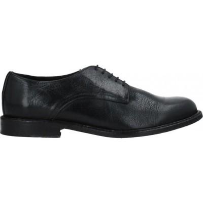 マレキアーロ 1962 MARECHIARO 1962 メンズ 革靴・ビジネスシューズ シューズ・靴 Laced Shoes Black