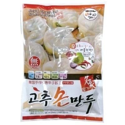 M&amp N唐辛子餃子 450g【冷凍】