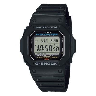 カシオ CASIO 腕時計 G-5600UE-1JF Gショック G-SHOCK メンズ ソーラー 樹脂バンド デジタル(国内正規品)