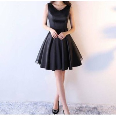 韓国 パーティードレス オルチャン ドレス 結婚式 お呼ばれ ドレス フォーマル ドレス パーティー ドレス 20代 30代 40代 リボン ワンピ