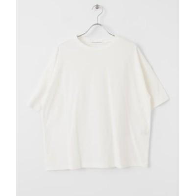 URBAN RESEARCH/アーバンリサーチ USAコットンTシャツ OFF FREE