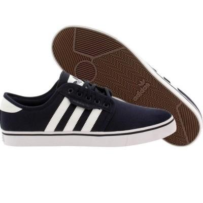 アディダス Adidas Skate メンズ スニーカー シューズ・靴 Seeley navy/conavy/ftwwht