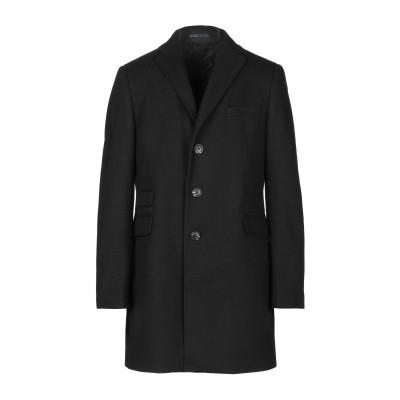 SSEINSE コート ブラック 44 ポリエステル 100% コート
