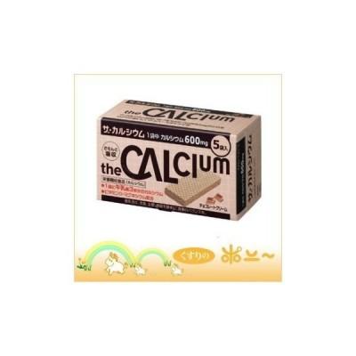 ザ・カルシウム チョコレートクリーム (1袋×5)×4(大塚製薬)(4987035142331)