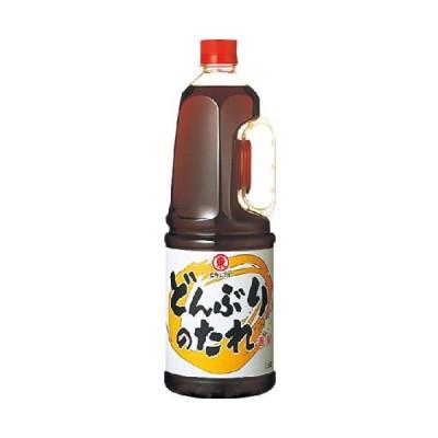 ヒガシマル醤油 どんぶりのたれ1.8L