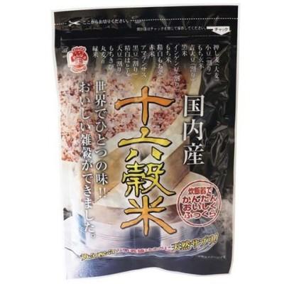 国内産 十六穀米 (240g)
