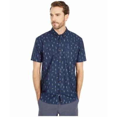 オニール シャツ トップス メンズ Grotto Shirt Navy