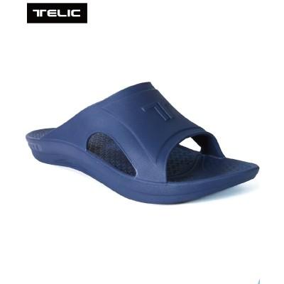 TELIC FOOTWEAR(テリックフットウェア)リカバリーサンダルSLIDE サンダル, Sandals