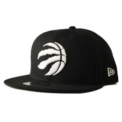 ニューエラ スナップバックキャップ 帽子 NEW ERA 9fifty メンズ レディース NBA トロント ラプターズ bk