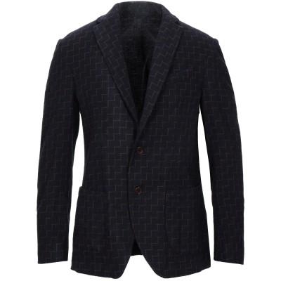 アルテア ALTEA テーラードジャケット ダークブルー 48 バージンウール 80% / ナイロン 20% テーラードジャケット