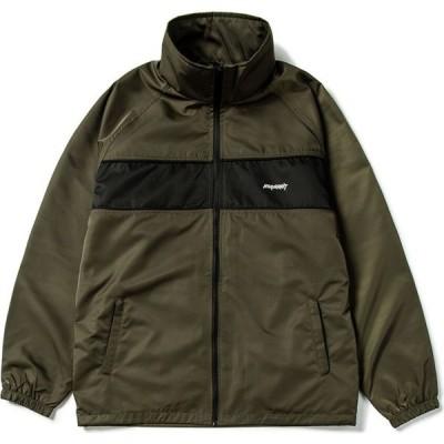 ビエスラビット BSRabbit メンズ スキー・スノーボード ジャケット アウター og track snowboard jacket Khaki