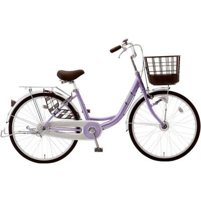 シティサイクル シオノ エレガント 26 オートライト (ライトパープル) 2020 SHIONO ELEGANT 26 塩野自転車