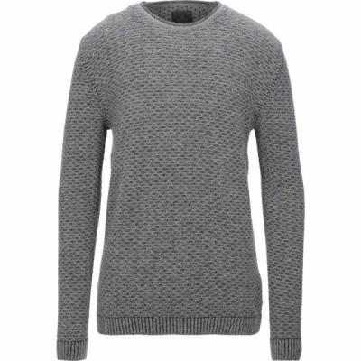 ディクタット DIKTAT メンズ ニット・セーター トップス sweater Grey