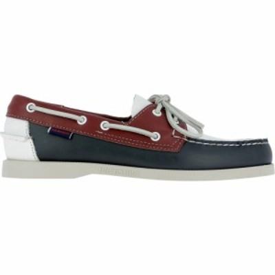 セバゴ Sebago メンズ ローファー シューズ・靴 Portland Spinnaker Loafers Blue