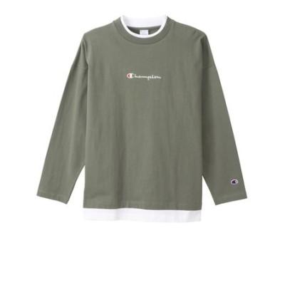 長袖レイヤードTシャツ C3-S429  760 オンライン価格