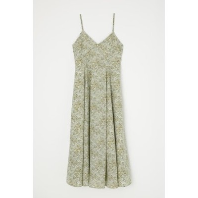 FLOWER CAMI ドレス