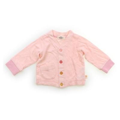 アンパサンド ampersand カーディガン 70サイズ 女の子 子供服 ベビー服 キッズ