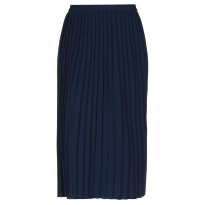 ソフィー・ドール SOFIE D'HOORE 7分丈スカート ブルー 38 ナイロン 100% 7分丈スカート