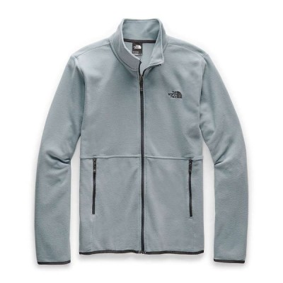 ザ ノースフェイス The North Face メンズ フリース トップス TKA Glacier Full Zip Jacket Mid Grey/Mid Grey