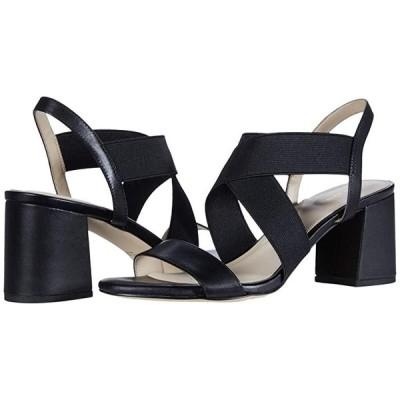 コールハーン Aniston Elastic Sandal (65 mm) レディース ヒール パンプス Black Leather/Gore