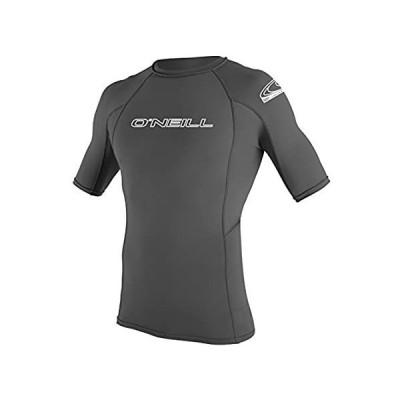 O'Neill Wetsuits UV Sun Protection Men's Basic Skins Short Sleeve Crew Rash