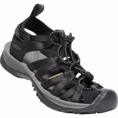 キーン サンダル・ミュール Whisper Shoe Black / Magnet