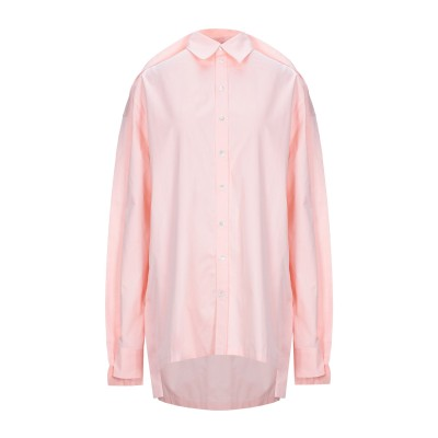 Y/PROJECT シャツ サーモンピンク XXS コットン 100% シャツ