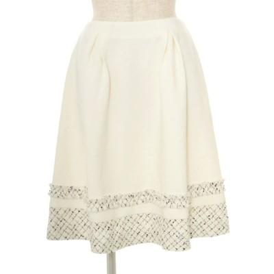 エムズグレイシー スカート ツイード 38