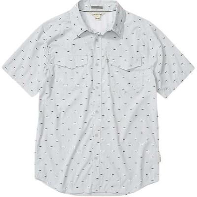 エクスオフィシオ メンズ シャツ トップス ExOfficio Men's Estacado SS Shirt