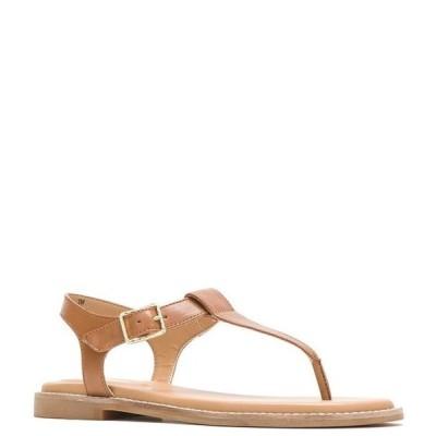 ハッシュパピー レディース サンダル シューズ Lexi Leather Toepost Sandals