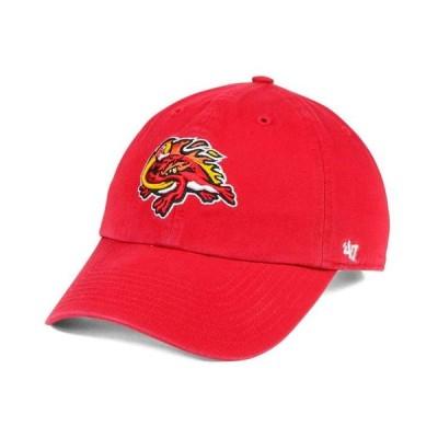 47ブランド メンズ 帽子 アクセサリー Florida Fire Frogs CLEAN UP Cap