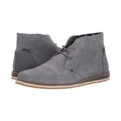 Hari Mari ハリマリ メンズ 男性用 シューズ 靴 ブーツ チャッカブーツ Adobe Desert Boot - Charcoal/Charcoal