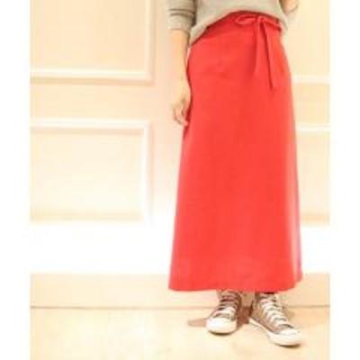 FREDY&GLOSTER(フレディアンドグロスター)ツィードマキシスカート【お取り寄せ商品】